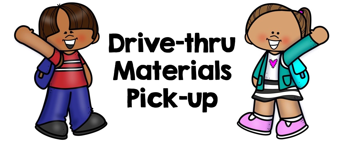 Twila Reid School Materials Pick-Up