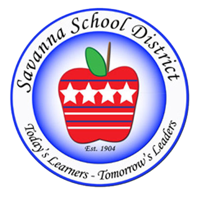 the savanna school district logo